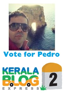 Please vote for me on Kerala Blog Express